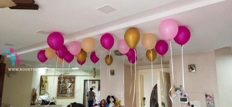 Hydrogen Balloons Theme
