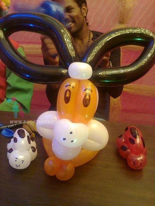 Balloon Twister Expert
