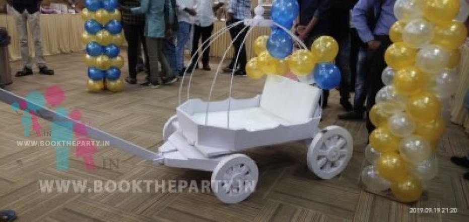 Baby Entry Cart