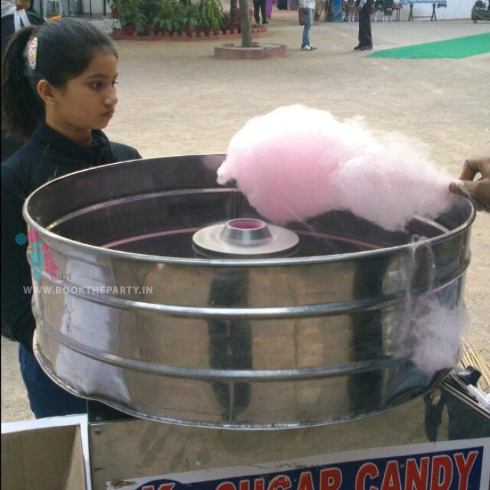 Cotton Candy Unlimited