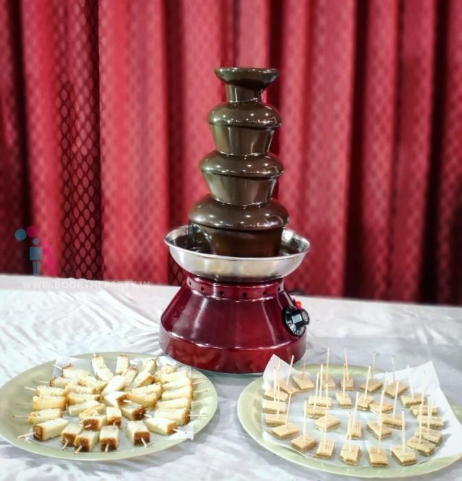Chocolate Fountain - 400 no's