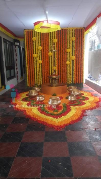 Marigold Mangalasnanam