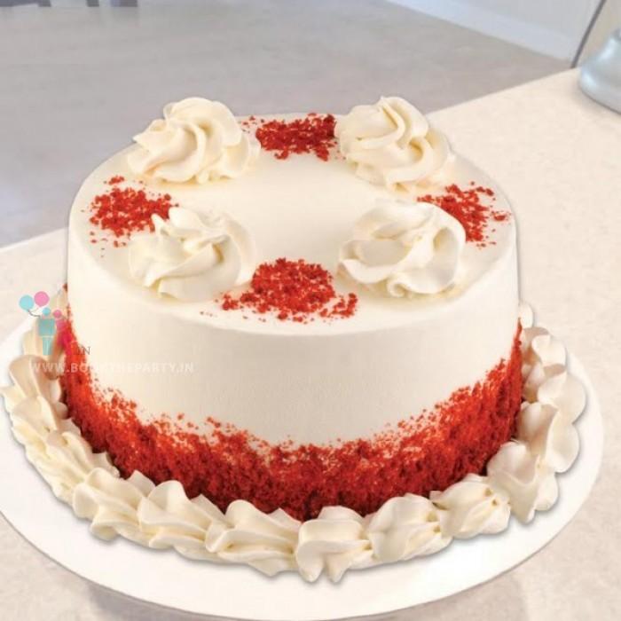 Sugarfree Red Velvet Cake