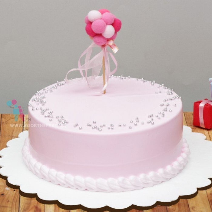 Pink Affection Cake