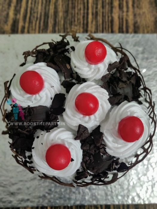 The Classic Black Forest Cake