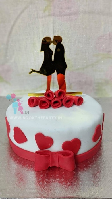 The Anniversary Special Cake