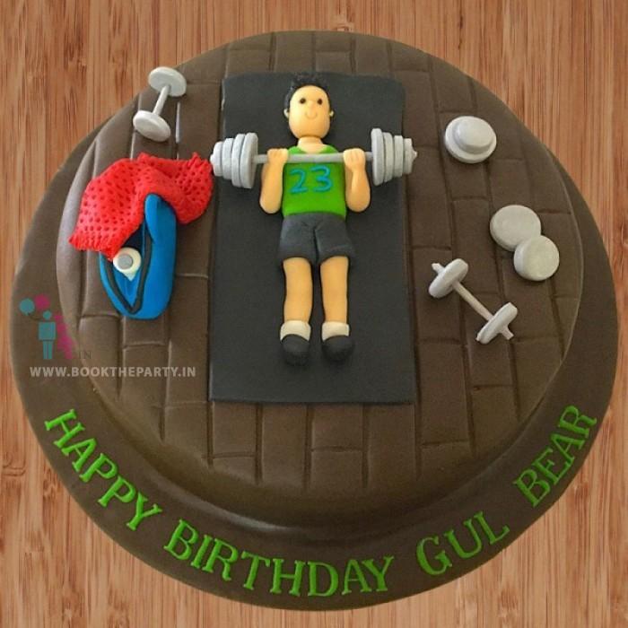 Fitness Cake