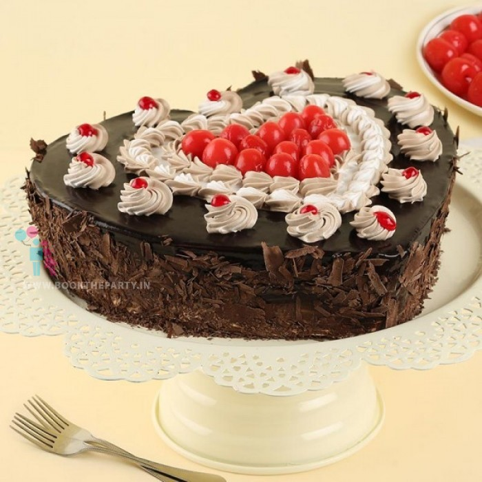 Blackforest Love Cake
