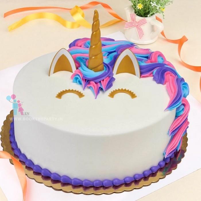 Unicorn Designer Cake