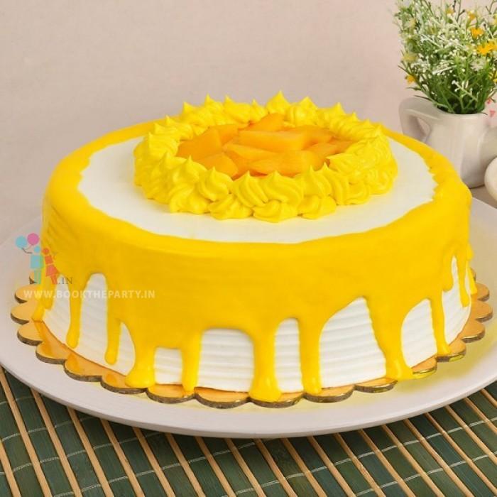 Mango Punch Cake