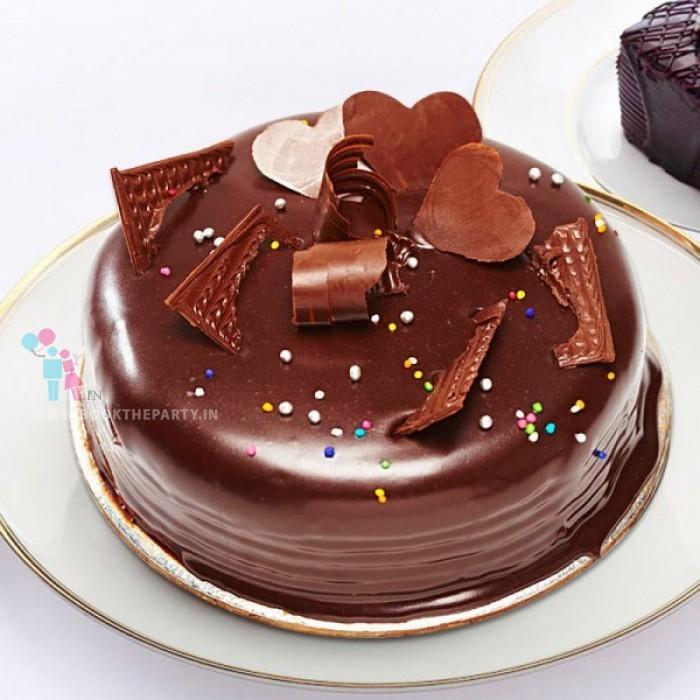 Chocolate 5 Star Cake