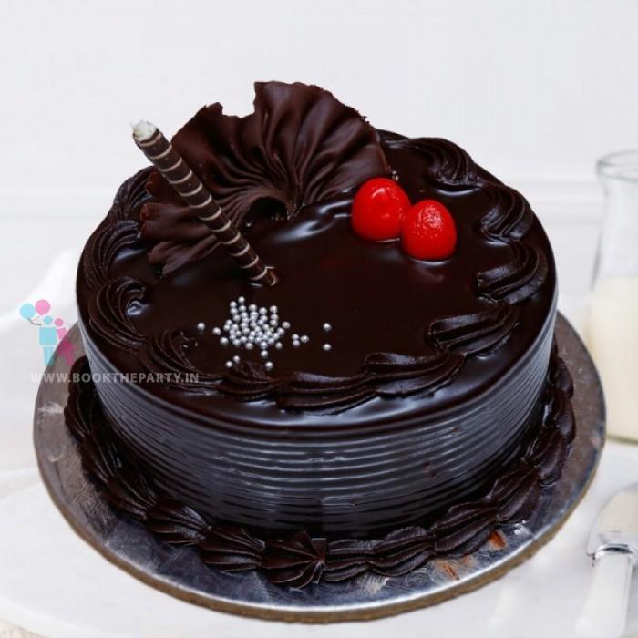 Sugarfree Belgium Chocolate Cake