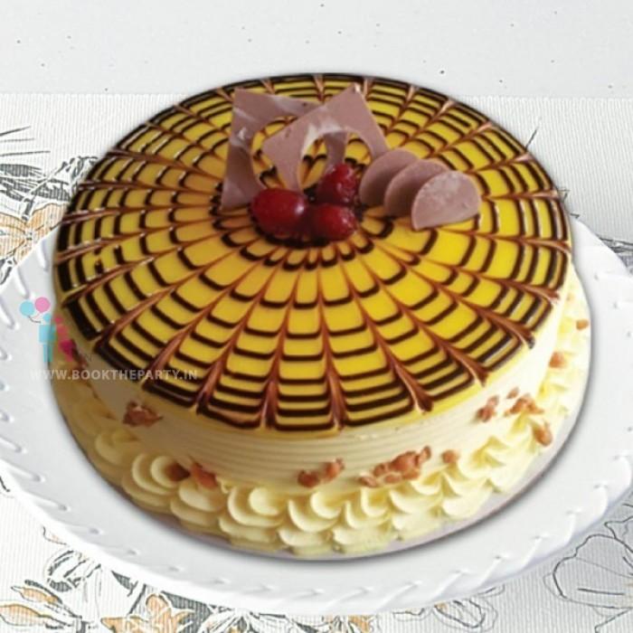 Butterscotch Sugarfree Cake