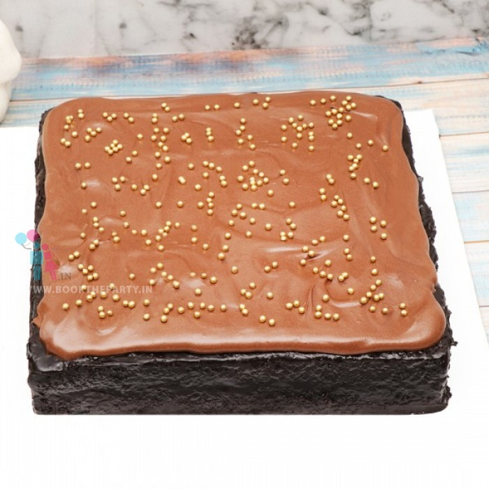 Loaded Nutella Cake