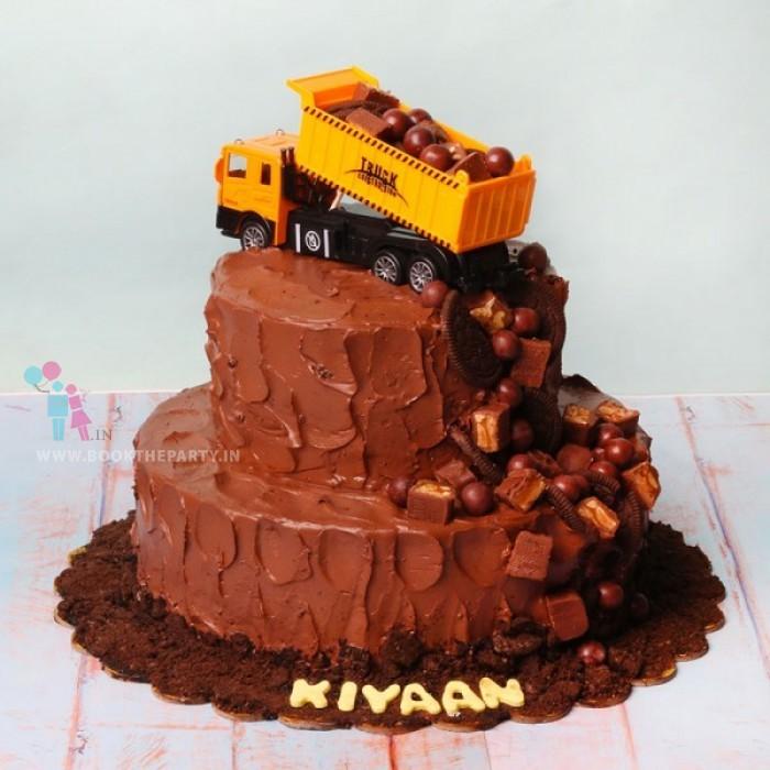 Truckload of Chocolates