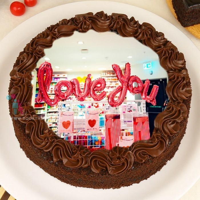 Love You Special Cake