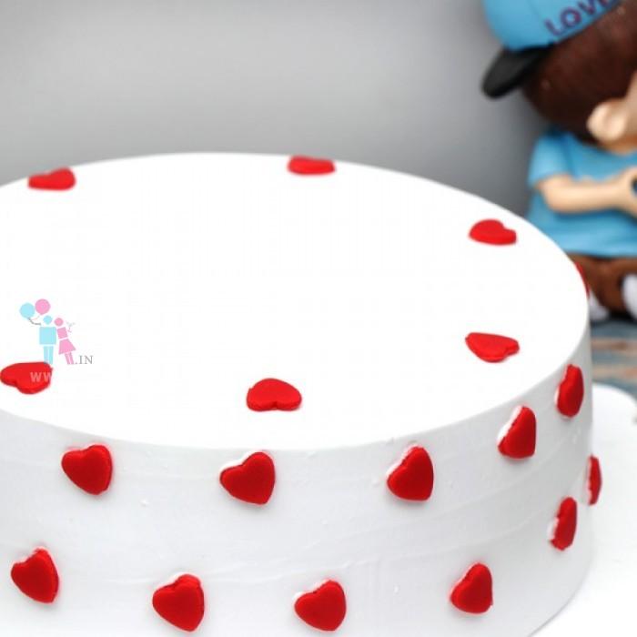 Vanilla Desire Cake