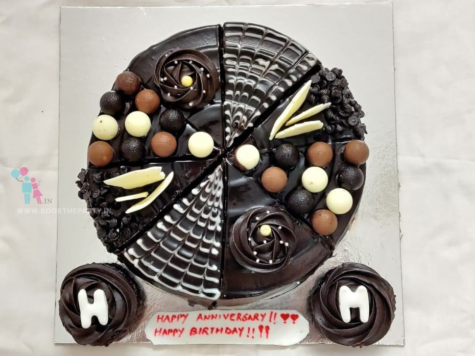 The Pastry Chocolate Cake
