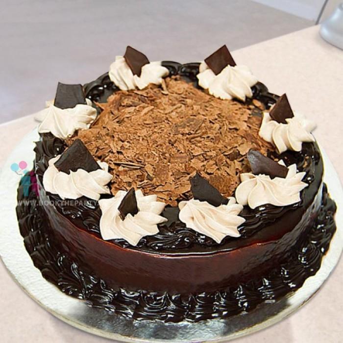 Chocolate Eggless Cake