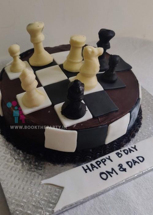 The Chess Cake