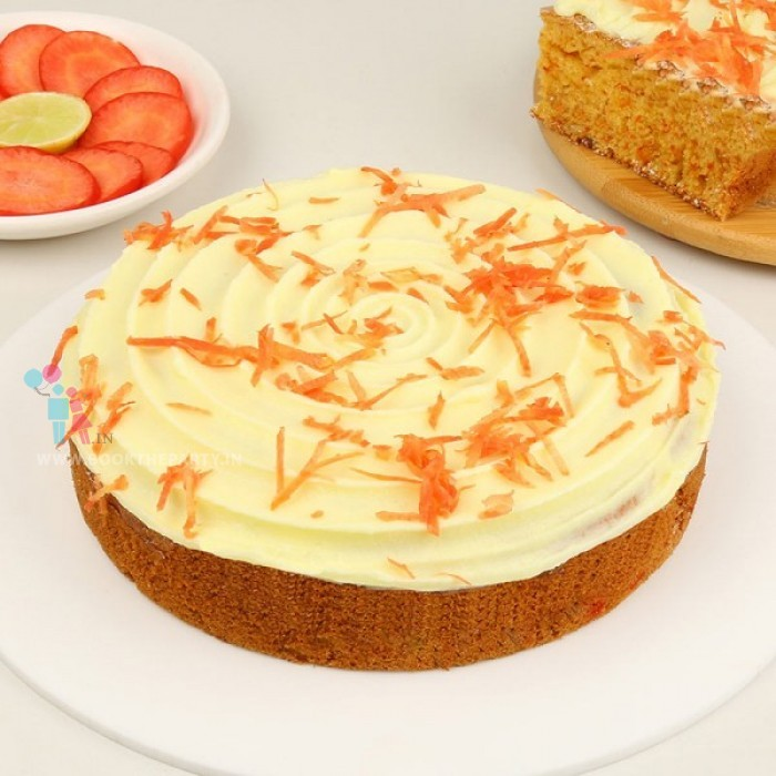 Cheese-Overloaded Carrot Cake