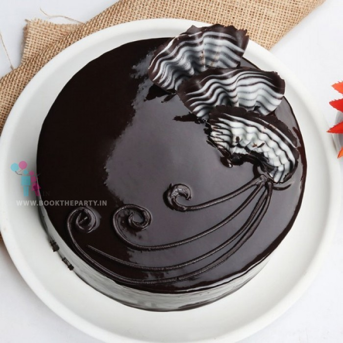 Five Star Chocolate Cake