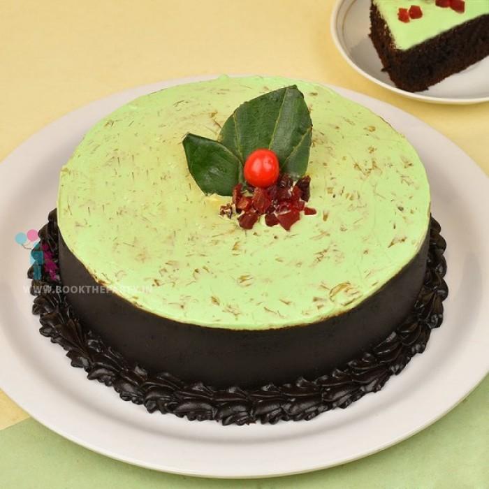 Chocolate Paan Cake