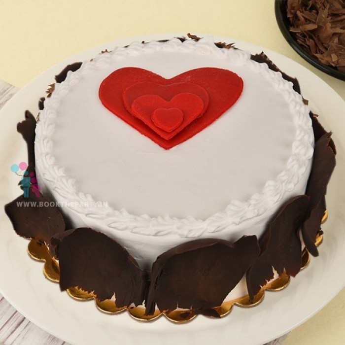 Heartilicious Black Forest Cake