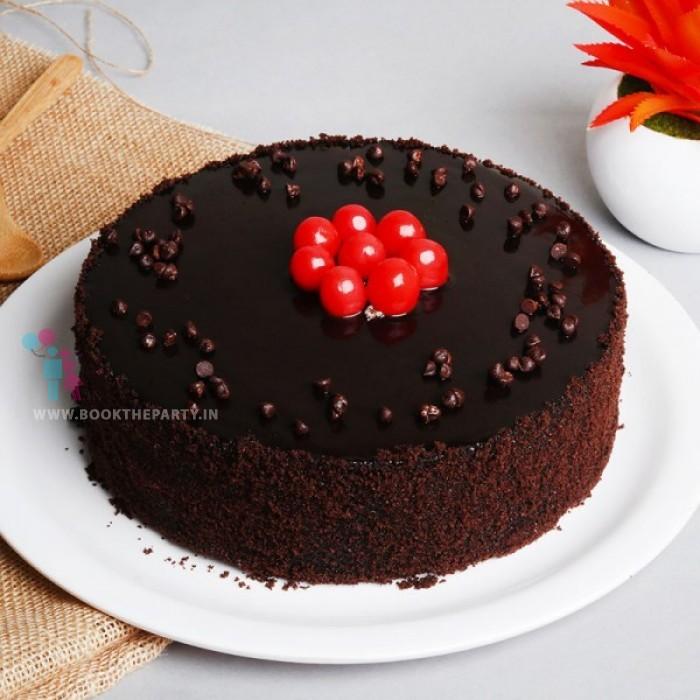 Chocolate Truffle Delicious