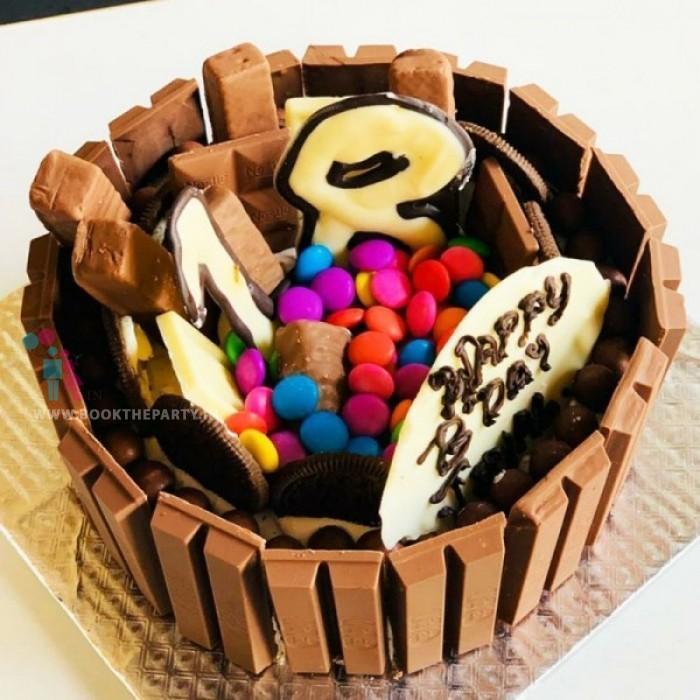 Kitkat Choco Party