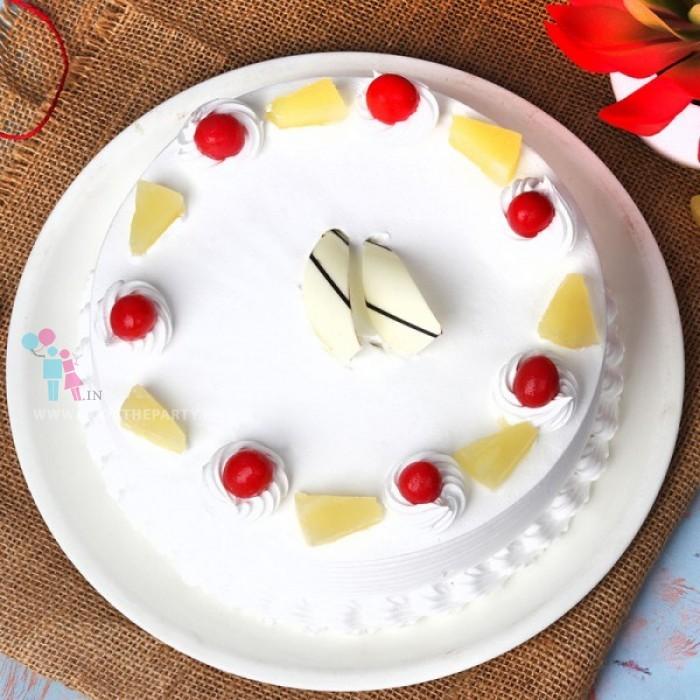 SUPREME - Pineapple Cake