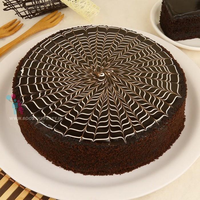 Captivating Chocolate Truffle