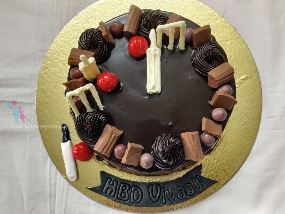The Cricket Cake