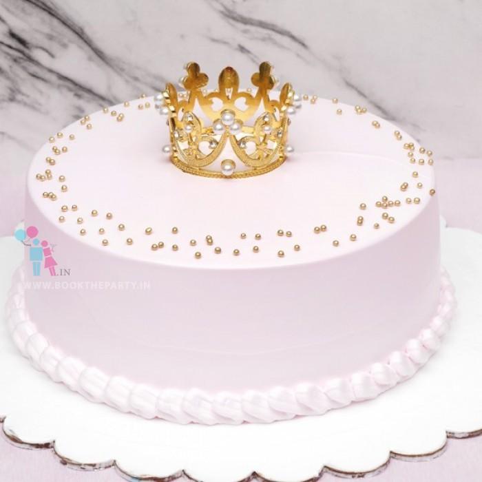 Elegant Beauty Cake