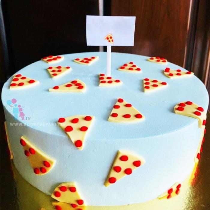 Pizza Lover Cake