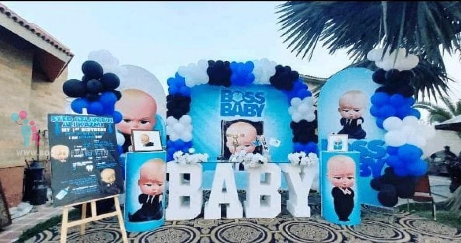 Baby Boss Decor