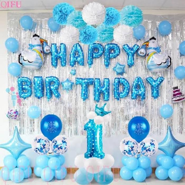 1st Birthday Theme