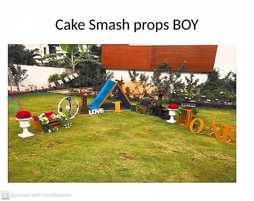 Cake Smash for Boy