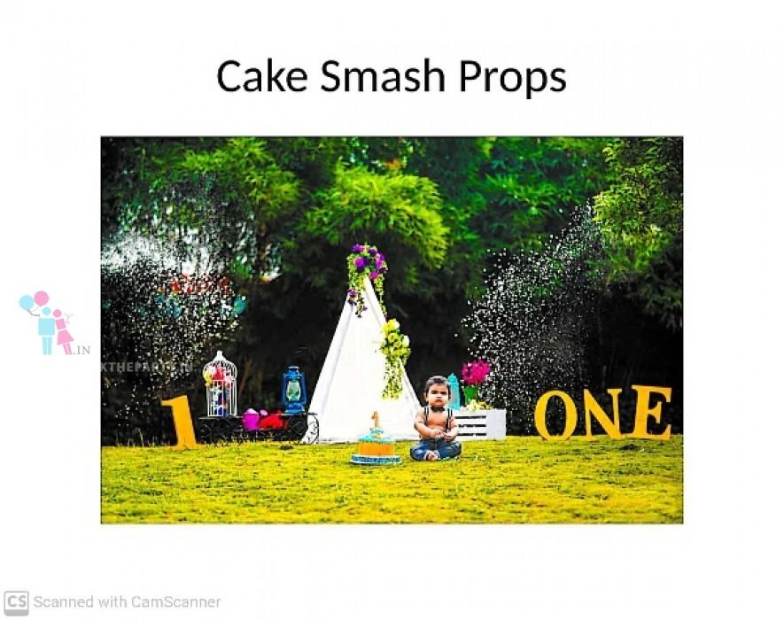 Cake Smash for Boy and Girl