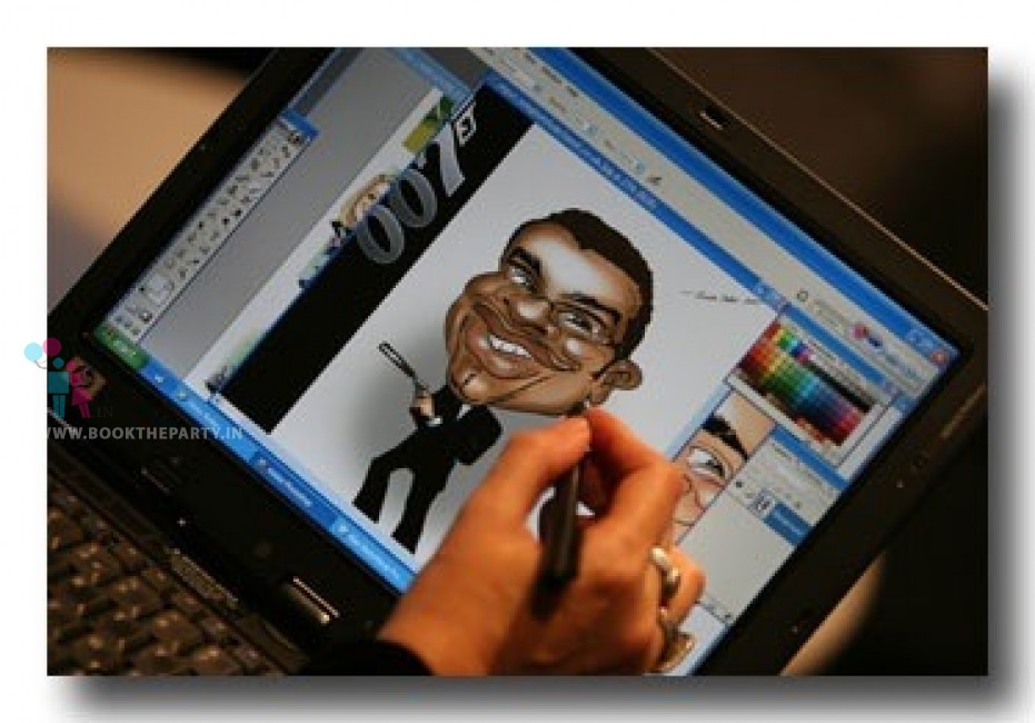 Digital Caricature - Expert