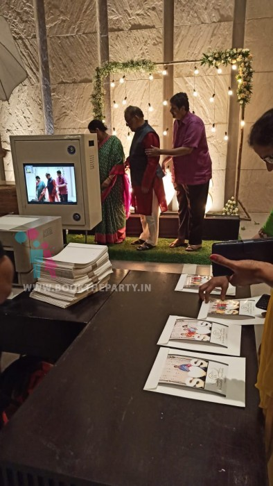 Instant Photo booth