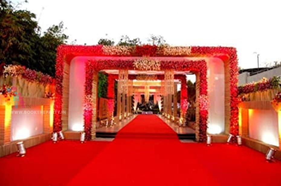 Brand New Red Carpet 1000 sft.