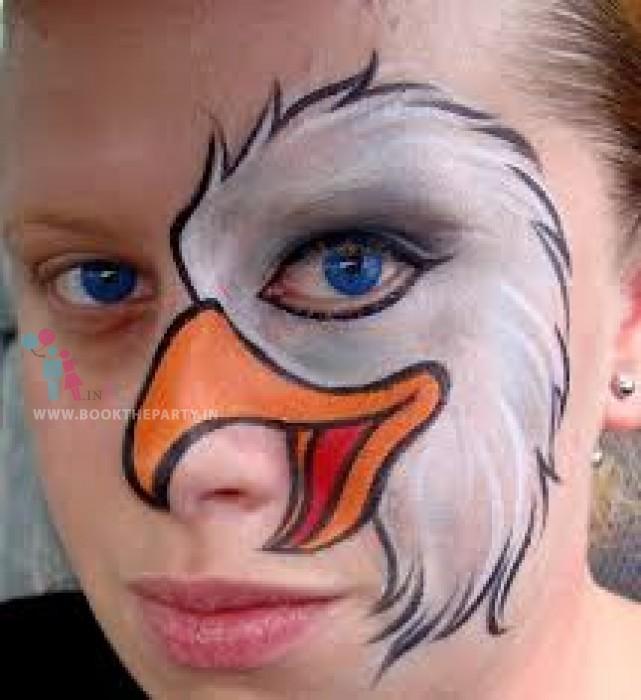 Face Painting Intermediate