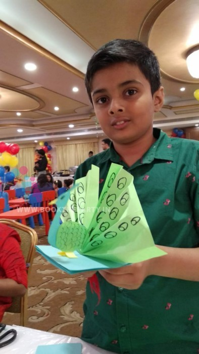 Paper Craft Activity for kids
