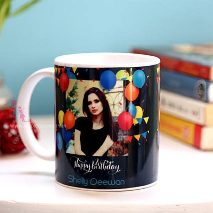 Instant Mug Printing