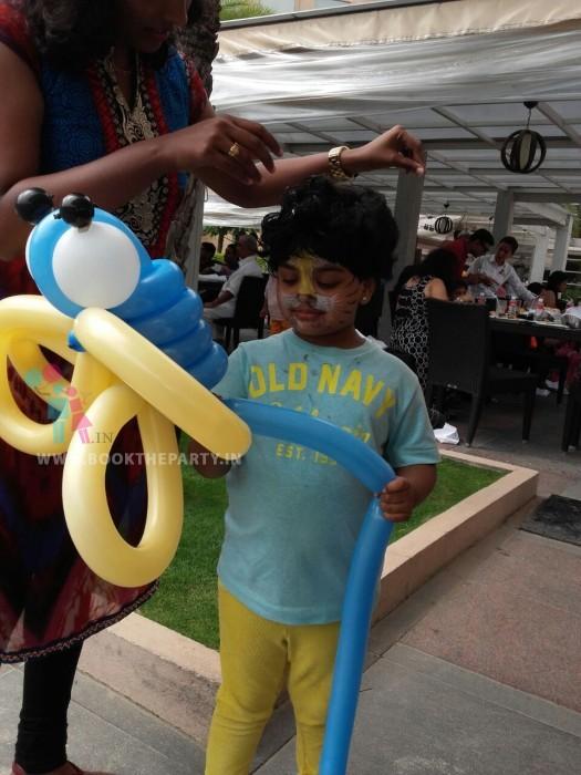 Balloon Twister Beginner