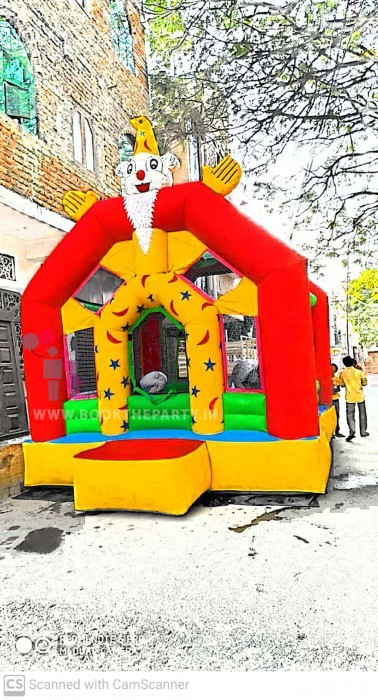 Clown Bouncy - Small
