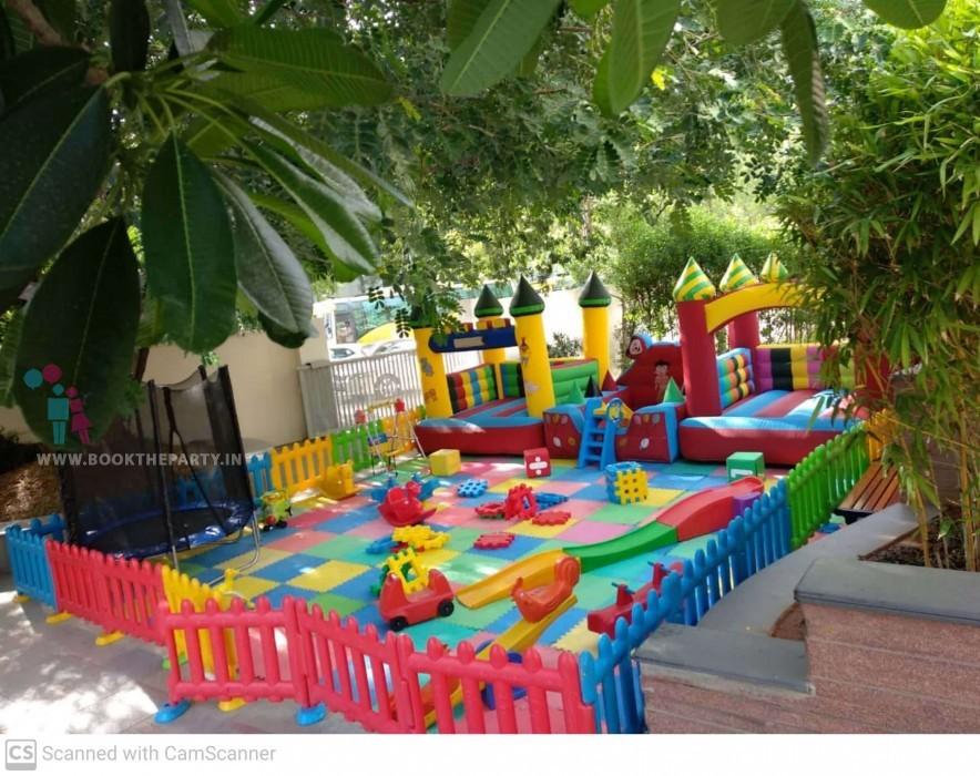 Kids Play Zone 25 x 25