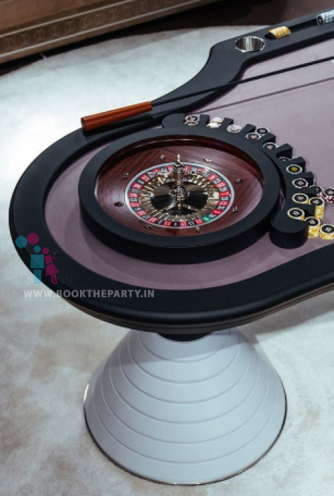 Premium Roulette Table King Game