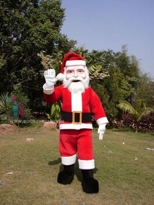 Santa Claus Cartoon Character